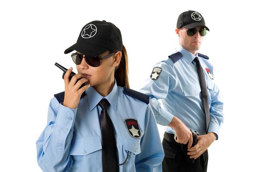 Как выбрать костюм для охранника