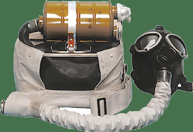 Купить изолирующий противогаз ИП 4МК фильтрующий по оптовой цене | Spets.ru